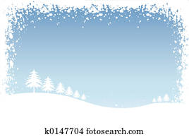 Snow scene Clip Art and Stock Illustrations. 3,108 snow ...