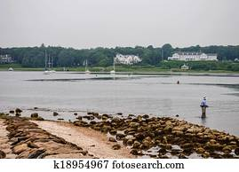 Massachusetts bay images and stock photos 1 483 for Cape cod fishing party boats