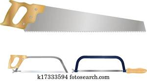 Crosscut saw Clipart and Illustration. 125 crosscut saw ...