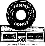 yummy, donut