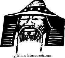 Genghis, khan
