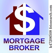 Mortgage Broker Illustrations and Clipart. 1,075 mortgage ...