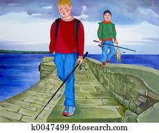 Been Fishing