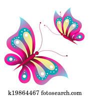 Farfalle Illustrazioni Royalty Free E Clipart 55 374 Farfalle Oltre