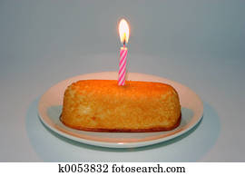 Budget Birthday Cake