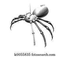 Robot Spider 1