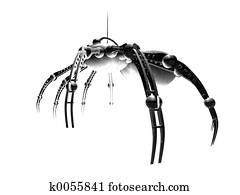 Robot Spider 3