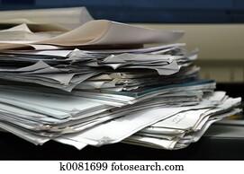 Messy paper