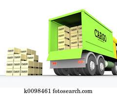 Cargo-truck #1
