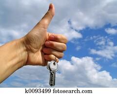 Keys - happiness