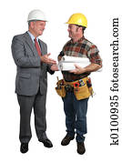 Architect and Contractor