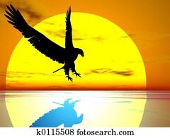 Eagle of The Sun