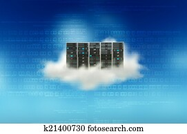 Cloud Server Concept