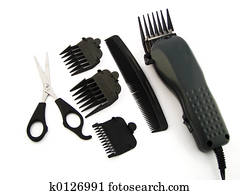 hair grooming parts