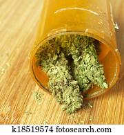marijuana,, medizinische, und, entspannungsdroge, industrie, in, amerika
