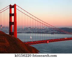 Golden Gate Sailing