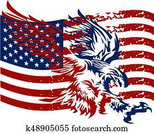 distressed american eagle