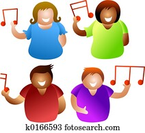musical people