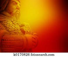 Ancient warrior