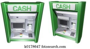 Cash Machine ATM