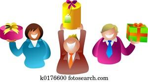 gift people
