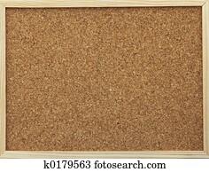 office cork board
