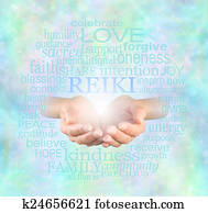 Join in a Reiki Share