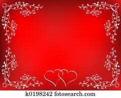 Valentines backgroun