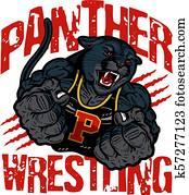 panther wrestling