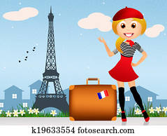 trip in Paris