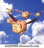 Piggy Bank Exodus