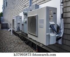 HVAC units