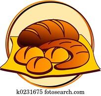 pictogram - bakery