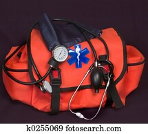 EMT - First aid bag