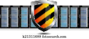 Network Security Servers