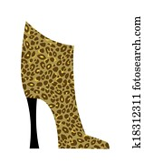 Leopard Fashion Boot