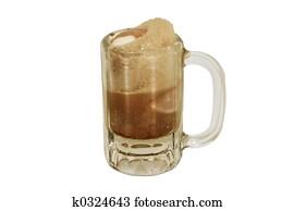 Dessert - Root Beer Float