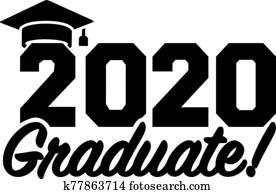 2020 graduate graduation