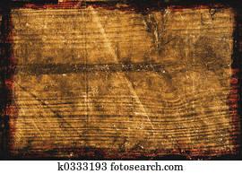 Textured wood Background