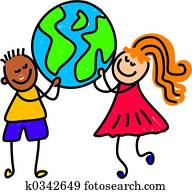 globe kids