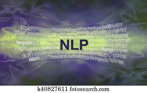 Neuro Linguistic Programming words