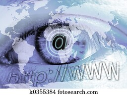 Eye and Internet
