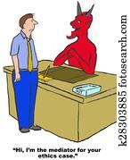 Mediator is the Devil