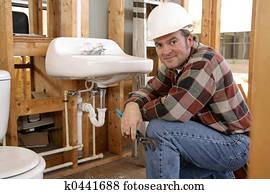 Construction Plumber