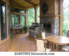 Luxury 08 deck room