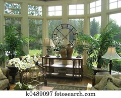 Luxury 32 sun room