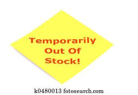 Out if stock