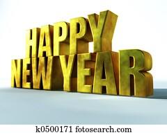 Happy New Year Text