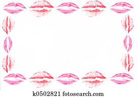 kiss border