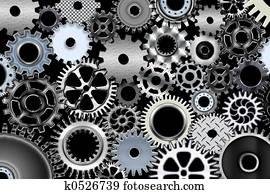 Big gears